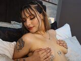 Real cam naked AlessandraAce